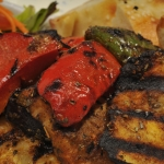 Turquoise Turkish Grilled Veg