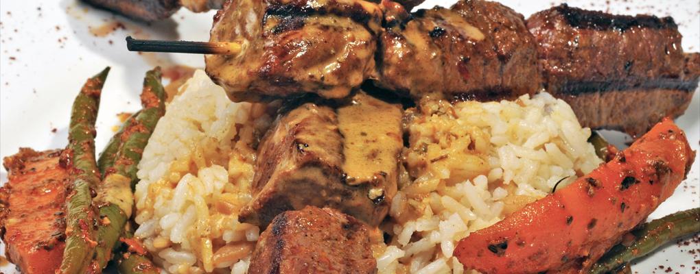 Turquoise Turkish – Kebab